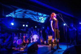 Neko Case and band
